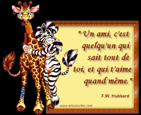 F.W hubbard